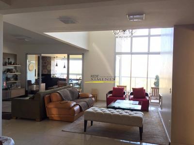 Apartamento À Venda 4 Quartos 221 M² No Vila Da Serra - Ap4762
