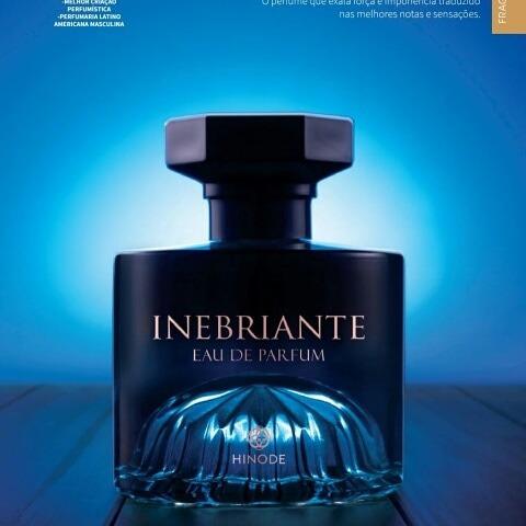 Perfume Inebriante 100ml Hinode Masculino
