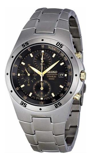 Reloj Seiko Titanium 100% Original