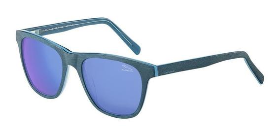 Óculos De Sol Masculino Jaguar - 7157/ 6631 - Azul