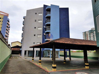 Sem Entrada! Apartamento. 2 Dorm, Centro - Mongaguá