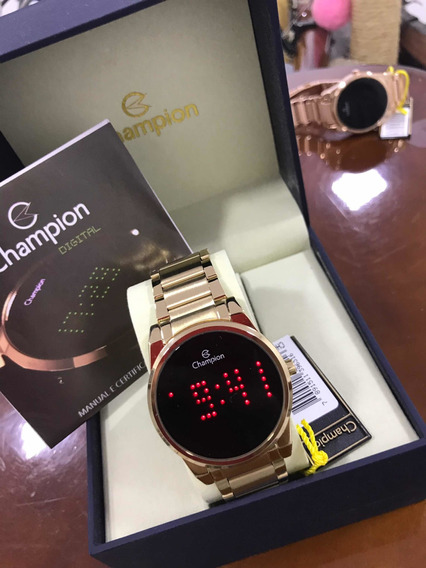 Relógio Champion Digital Lançamento