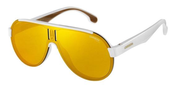 Lentes Gafas De Sol Carrera 1008s Shield Lens 100% Authentic