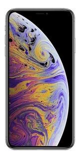 iPhone XS Dual SIM 256 GB Prata 4 GB RAM