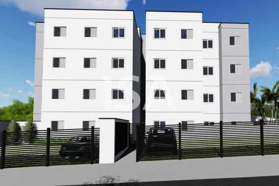 Apartamento A Venda Minha Casa Minha Vida Com Subsídio De Até R$ 42.200,00 No Jardim Europa Em Sorocaba - Ap01843 - 33275332