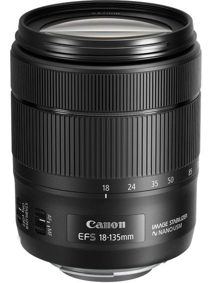 Lente Canon Ef-s 18-135mm F/3.5-5.6is Stm
