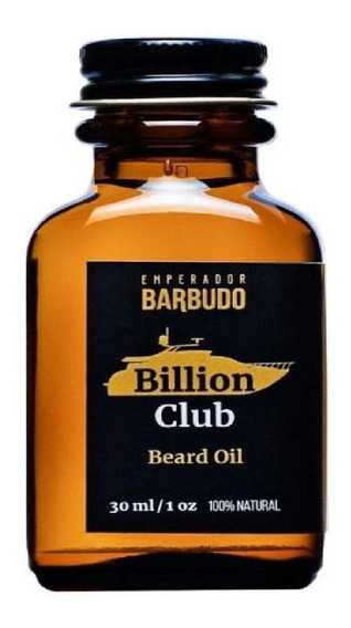 Emperador Barbudo Aceite Para Barba Billion Club 30ml
