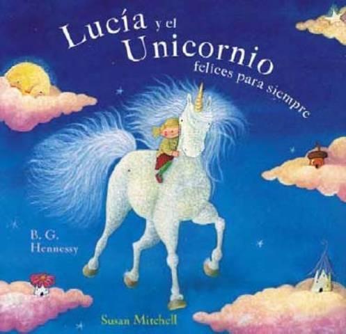 Imagen 1 de 3 de Lucia Y El Unicornio Felices, Hennessy, Juventud