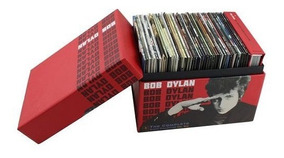 Cd Box Bob Dylan The Complete Collection 41 Albums 47 Cds