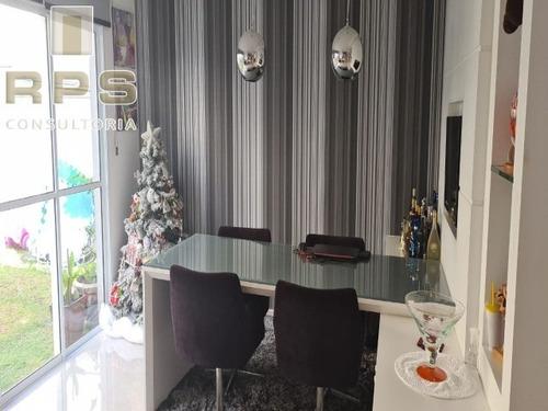 Casa Em Condomínio Para Venda No Jardim Das Flores Em Atibaia - Cc00484 - 68911728