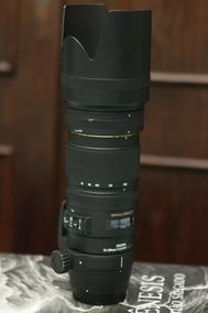 Sigma 70 - 200 2.8 Ex Dg Hsm Canon