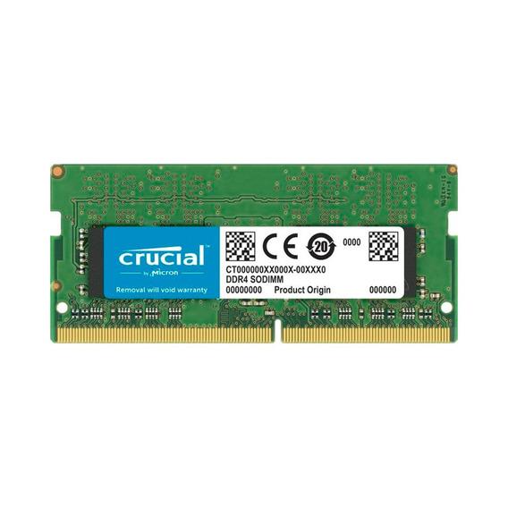 Memória Crucial 4gb Ddr4 2666mhz Cl19 Ct4g4sfs8266 Notebook