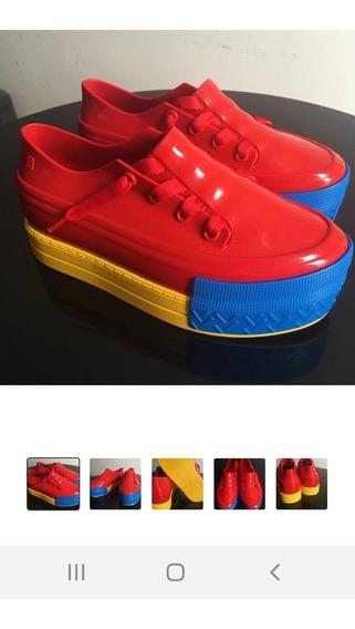 Melissa Ulitsa Sneaker Platform 38
