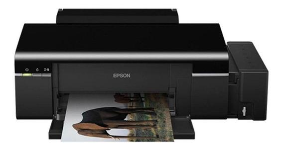 Impressora fotográfica Epson L805 com Wi-Fi 110V