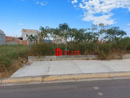 Imagem 1 de 1 de Terreno À Venda, 175 M² Por R$ 170.000,00 - Set Ville - São José Dos Campos/sp - Te1157