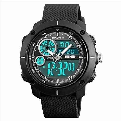 Reloj Reloj Para Hombre Reloj Multifuncional Digital A Prueb