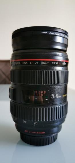 Lente Canon 24-70 2.8