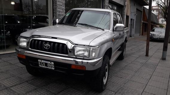 Toyota Hilux 3.0 D/cab 4x4 Srv 2003 Turbo Diesel