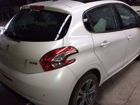 Sucata Peugeot 208 Griffe 1.6 16v Flex 122cv 2014