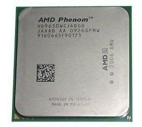 Processador Amd Phenom X4.