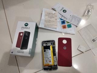 Motorola Moto Z Play ( Leia Descrição )