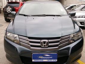Honda City 1.5 Lx Flex 4p Completo