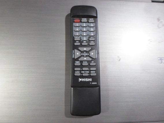 Controle Remoto Hishi T-3200s Novo