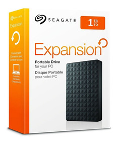 Hd Ext Usb 3.0 1000gb 1tb Seagate Stea1000400 2.5 Slim