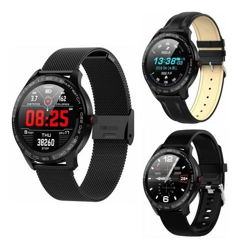 Imagen 1 de 4 de Smartwatch Reloj Inteligente L9 Smartband