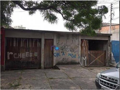Imagem 1 de 9 de Galpão Para Alugar, 400 M² Por R$ 6.000,00/mês - Vila Robertina - São Paulo/sp - Ga0909