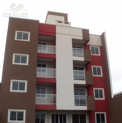 Apartamento Com 02 Dormitórios, Braga, São José Dos Pinhais. - Codigo: Ap0128 - Ap0128
