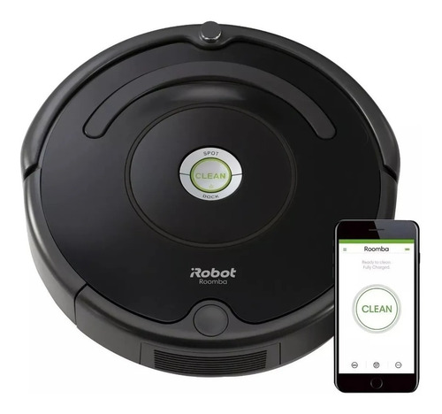Aspiradora Robot Inteligente Irobot Roomba 675 Wifi App