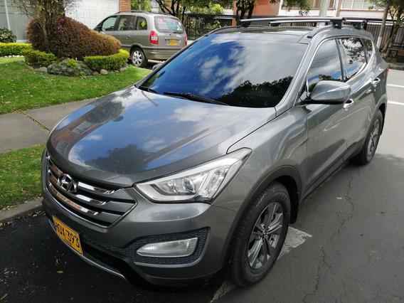 Hyundai Santa Fe Gls Crdi 4wd Diesel 2.2 7 Psj 2015