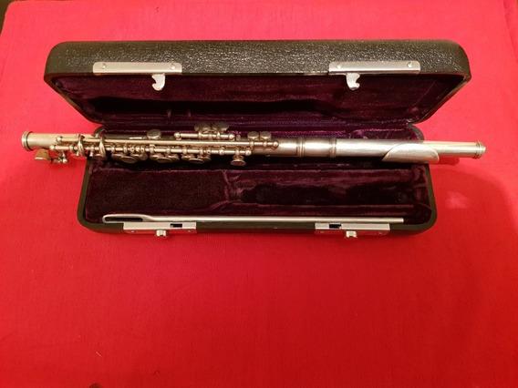 Flauta Traversa Piccolo Power Beat