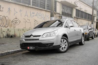 Citroën C4 2.0 Exclusive Pallas 16v Flex 4p Manual
