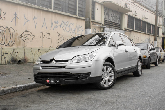 Citroën C4 2.0 Exclusive Pallas 16v Flex 4p Manual