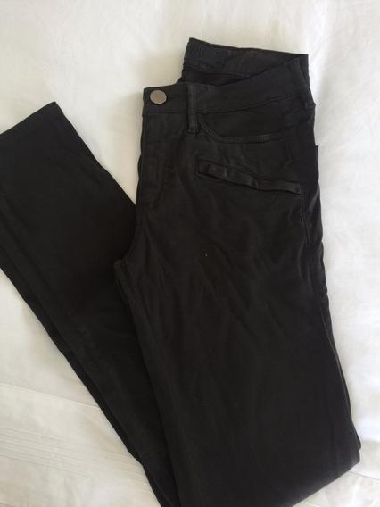 Calça Jeans Marrom Animale Tamanho 36