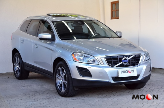 Volvo Xc60 T5 Dynamic Prata 2013 Todas Revisões Impecável