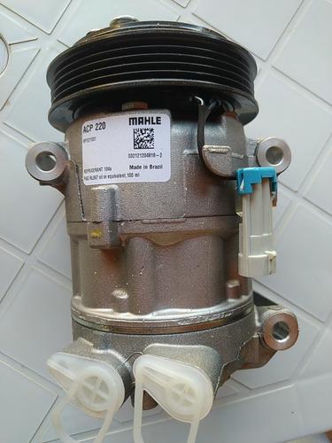 Imagem 1 de 3 de Compressor Ar Condicionado Original Fiat