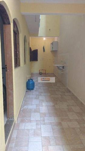 Imagem 1 de 21 de Casa Com 3 Dormitórios À Venda, 240 M² - Jardim Vale Do Sol - São Bernardo Do Campo/sp - Ca1234