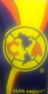 Toalla Club América Gran Calidad