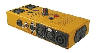 Probador De Cable De Audio Velleman Vttest15 - 10 Vías