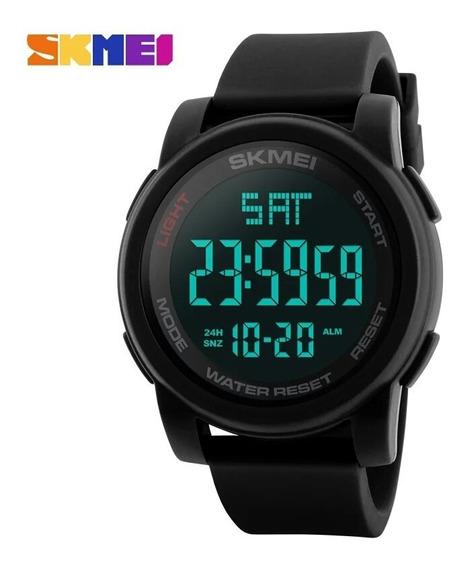 Relógio Masculino Skmei 1257 Digital Esportivo. Prova Água