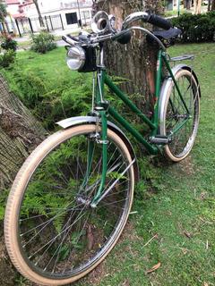 Antigua Bicicleta Inglesa Raleigh Vintage