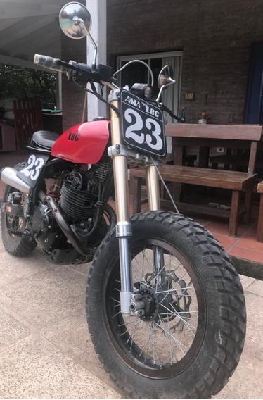 Moto Customizada Mondial 250 Cc
