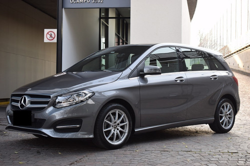 Mercedes Benz Clase B200 City At 2018 15.000 Kms