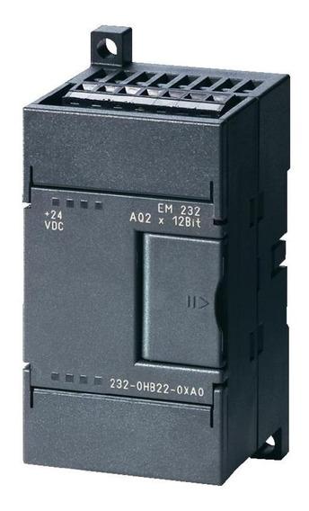 Módulo 6es7 232-ohb22-0xa0 Siemens Semi Novo
