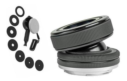Lente Lensbaby Composer 35mm Para Canon
