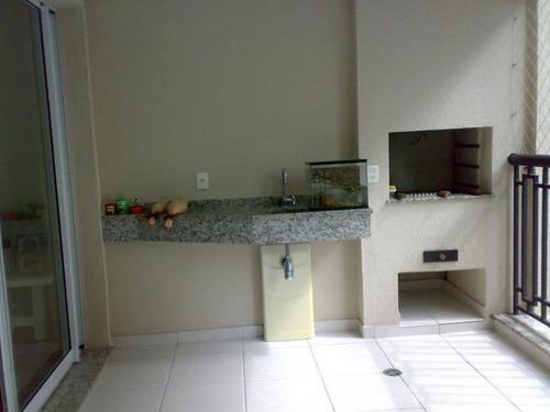Imagem 1 de 8 de Apartamento Com 3 Dormitórios À Venda, 118 M² Por R$ 1.596.000,00 - Campo Belo - São Paulo/sp - Ap3943