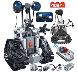 Rc Robot Bloques De Construcción Eléctricos Para Lego 408pcs